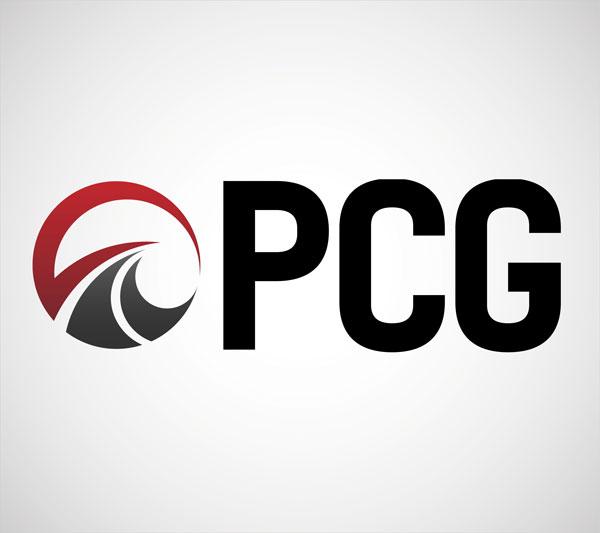 PCG Jersey Shore Logo Design