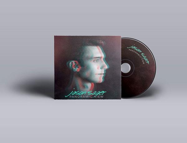 Jason Pomerantz Album Art